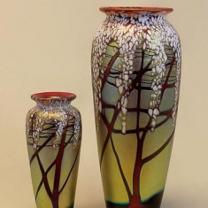 Cherry Blossom Vases - Three Sizes