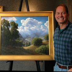 Dave Dalton - Commission Painting