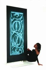 Cuesta Blue - Klin Fired Glass