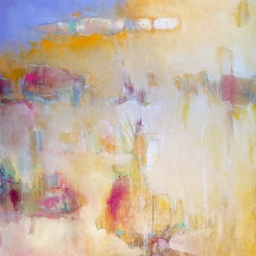 Timelessness SOLD - Oil on Canvas 30 x 40. Can be added to In Phase for 40 x 60.