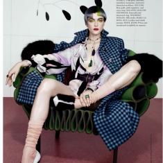 Elle Magazine 2013 - Congratulations Julie for Elle Magazine